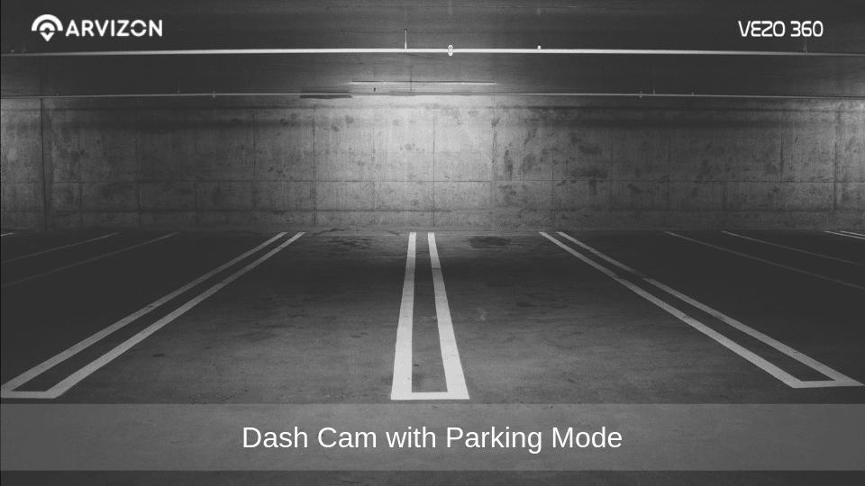 The Vezo 360 | Revolutionary Dash Cam with Parking Mode
